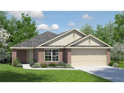 Manor Single Family Home For Sale: 11301 Malta Dr