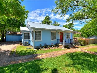 Pflugerville Single Family Home For Sale: 202 S 3rd St
