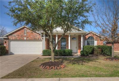 Pflugerville Single Family Home For Sale: 1109 Sweet Leaf Ln