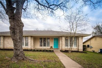Austin Single Family Home For Sale: 5313 Basswood Ln