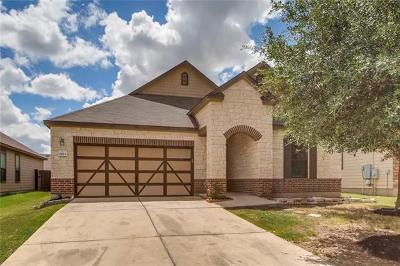 Hays County, Travis County, Williamson County Single Family Home Pending - Taking Backups: 8613 Panadero Dr