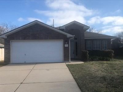 Cedar Park TX Single Family Home For Sale: $244,000