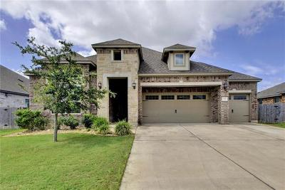 Pflugerville Single Family Home For Sale: 801 Carillion Dr