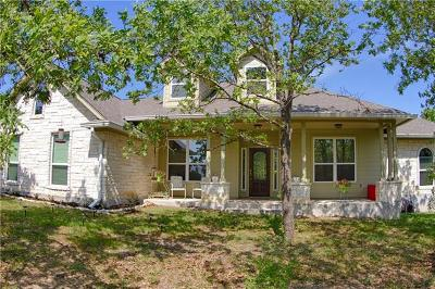 Cedar Creek Single Family Home For Sale: 104 Durango Rock