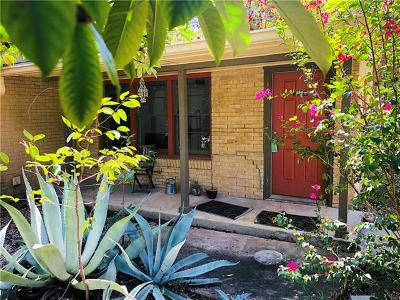 Travis County Single Family Home For Sale: 5023 W Frances Pl