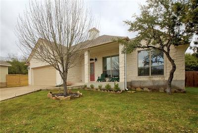 Dripping Springs Single Family Home For Sale: 10107 Thomas Ln