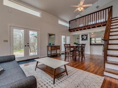 San Marcos Single Family Home For Sale: 1002 Lehmann Rd
