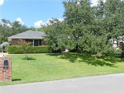 Lakeway Single Family Home For Sale: 118 Copperleaf Rd