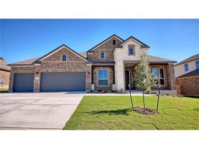 Pflugerville Single Family Home For Sale: 724 Speckled Alder Dr