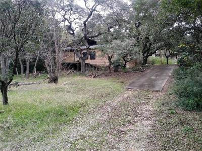 Travis County Single Family Home For Sale: 6201 Landscape Dr
