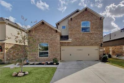 Round Rock Single Family Home For Sale: 3451 Mayfield Ranch Blvd #254