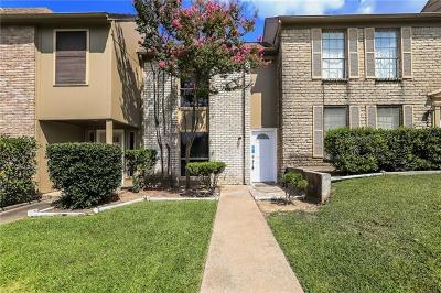 Austin Condo/Townhouse For Sale: 9009 North Plz #109