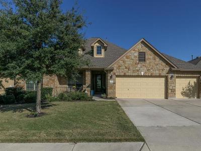 Austin Single Family Home For Sale: 16112 Zagros Way