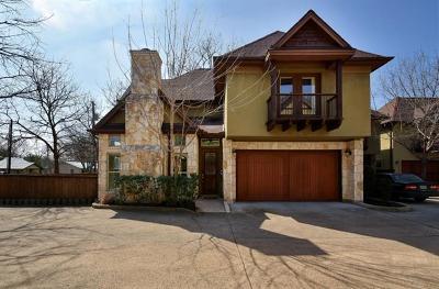 Condo/Townhouse For Sale: 5600 C Jim Hogg #C