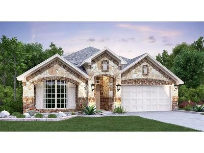 Georgetown Single Family Home For Sale: 3004 Rabbit Creek Dr