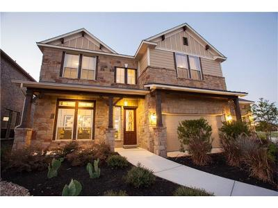 Pflugerville Single Family Home For Sale: 3916 Jennie Marie Dr