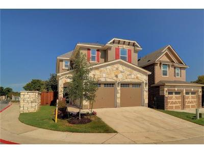 Cedar Park Single Family Home For Sale: 404 Buttercup Creek Blvd #30