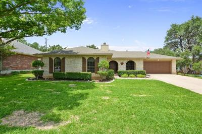 Georgetown Single Family Home For Sale: 804 Woodview Dr