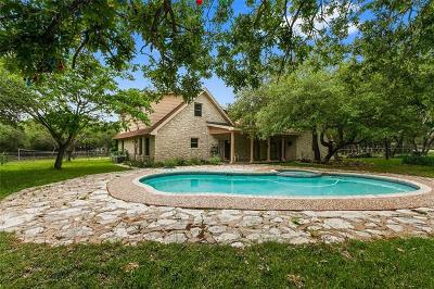 Georgetown TX Single Family Home For Sale: $495,000