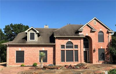 Cedar Creek Single Family Home Pending - Taking Backups: 156 Moccasin Cyn