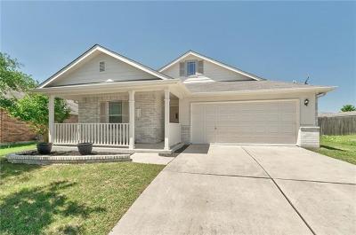 Elgin Single Family Home For Sale: 12840 Starbrimson Trl