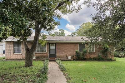 Hays County, Travis County, Williamson County Single Family Home Pending - Taking Backups: 6709 Cannonleague Dr