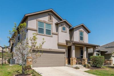 Austin Single Family Home Pending - Taking Backups: 7316 Morning Sunrise Cv #B-11