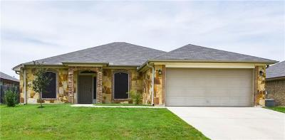 Killeen Single Family Home For Sale: 401 E Libra Dr
