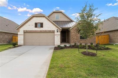Pflugerville Single Family Home For Sale: 4117 Gildas Path