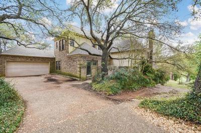 Austin TX Single Family Home For Sale: $489,000