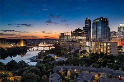 Austin Condo/Townhouse For Sale: 603 Davis St #1502