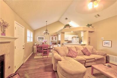 Cedar Park Single Family Home For Sale: 914 Elmwood Trl