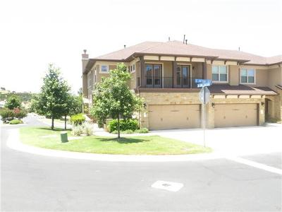 Lakeway Rental For Rent: 101 Antonio Way #6A