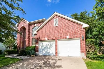 Round Rock Single Family Home For Sale: 2809 Forest Green Dr