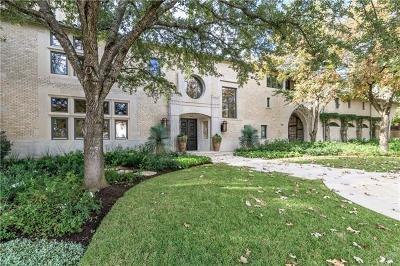 Travis County Single Family Home Pending - Taking Backups: 1 Niles Rd