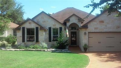 Wimberley Single Family Home Pending - Taking Backups: 6 Woodview Ct