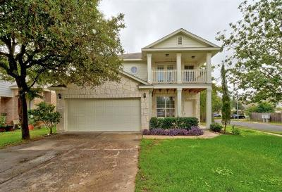 Single Family Home For Sale: 2507 Marcus Abrams Blvd