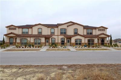 Killeen TX Condo/Townhouse For Sale: $205,000