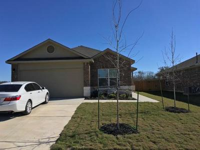 Cedar Park Rental For Rent: 1412 Deodara Dr