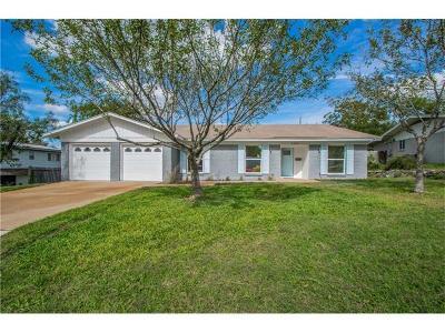 Austin Single Family Home For Sale: 2402 Ventura Dr