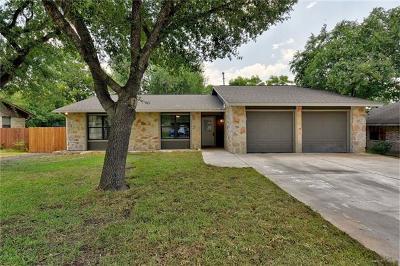Taylor Single Family Home Pending - Taking Backups: 501 Pintail Ln