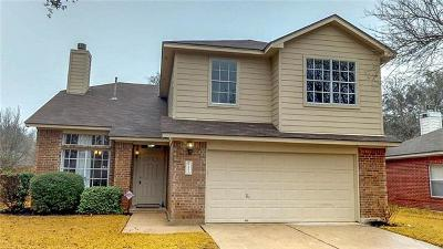 Austin Single Family Home For Sale: 2609 Winding Brook Dr