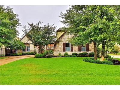 Travis County Single Family Home Pending - Taking Backups: 7800 Adelaide Dr