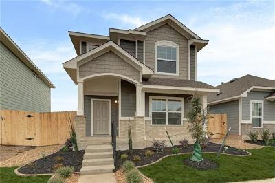 San Marcos Single Family Home For Sale: 135 Frasier