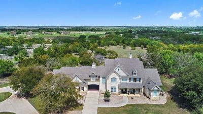 Hutto Single Family Home For Sale: 606 Heritage Cv