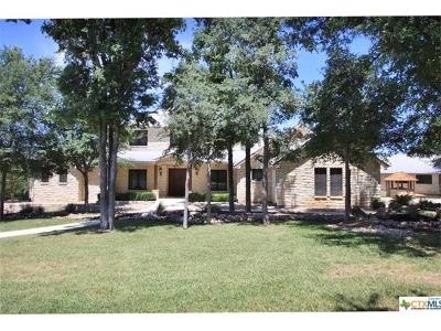 Salado Single Family Home For Sale: 1299 Mackie Dr