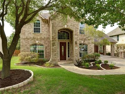 Single Family Home For Sale: 8201 Cobblestone
