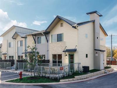 Austin Condo/Townhouse For Sale: 7805 Cooper Lane Ln #506