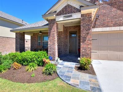 Leander Single Family Home For Sale: 1032 Feldspar Stream Way