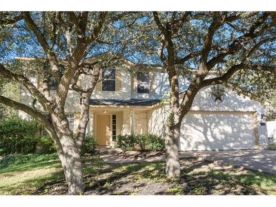 Cedar Park Single Family Home For Sale: 1407 Meghan Dr